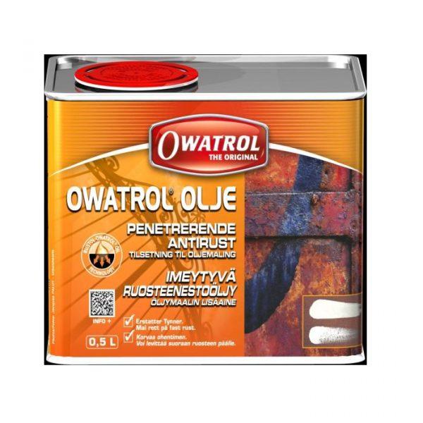 Owatrol, penetrende 0.5L