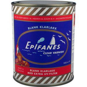 Epifanes Blank Klarlakk 0.5 ltr