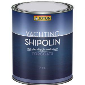 Jotun Shipolin hvit 1L lakkfarge / skipsmaling