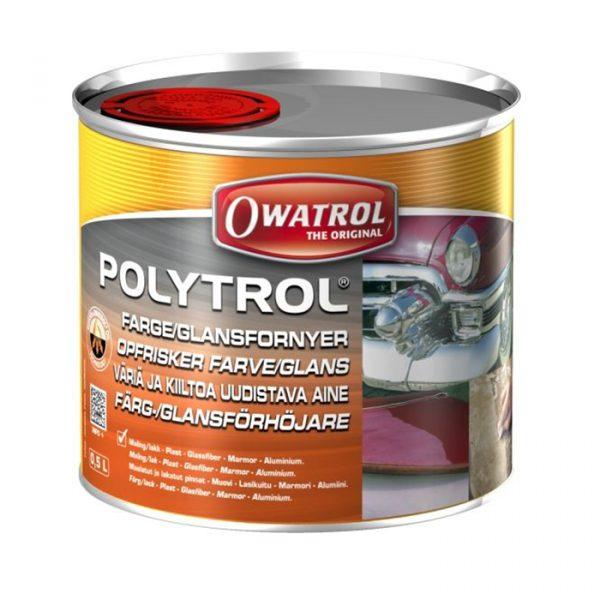 Polytrol fargefornyer 0,5 ltr
