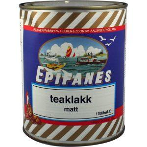 Epifanes Teaklakk Matt 1 ltr