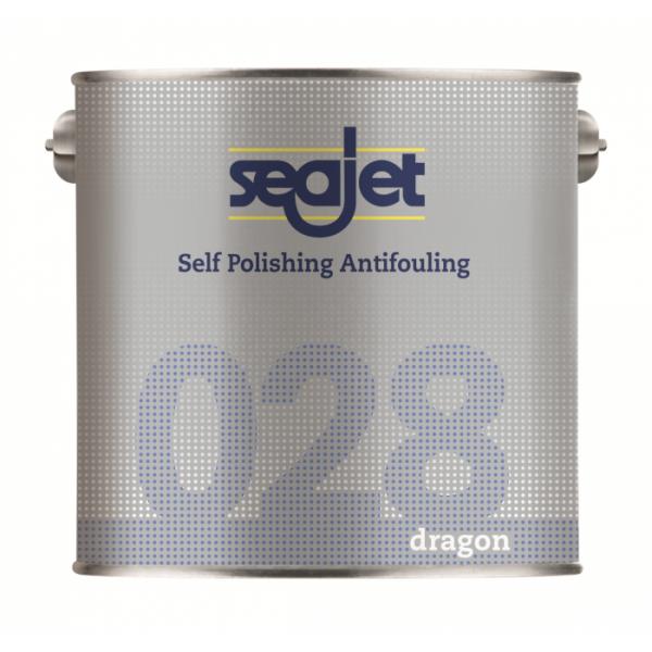 Seajet 028 Dragon 0.75 ltr Hvit