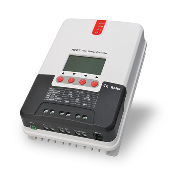 Solcelleregulator ML2420 - 20A