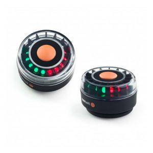 Lanterne NaviLight, 3-farget