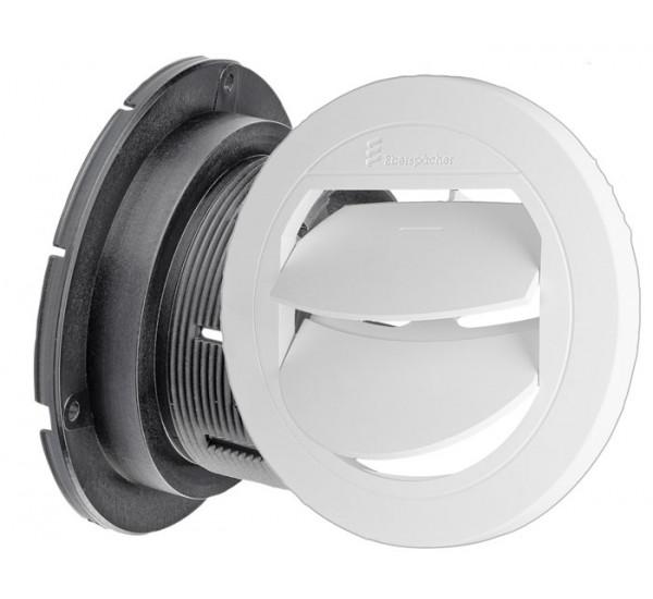 Eberspächer Glassfiberforsterket 90mm Hvit Stengbar Dyse