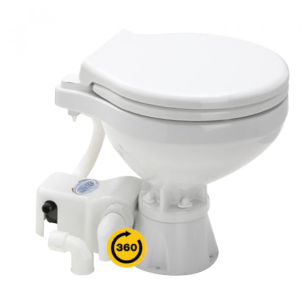Matromarine Evolution Elektrisk Toalett 24v Compact