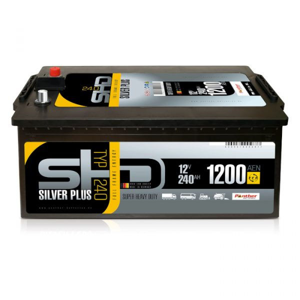 Panther Batteri SHD240 - 240Ah 1200CCA
