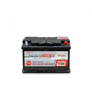 Panther Batteri AGMStart/Stopp 580 09 - 80Ah 800CCA