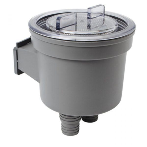 Sjøvannfilter 32/38mm 300 L/Min