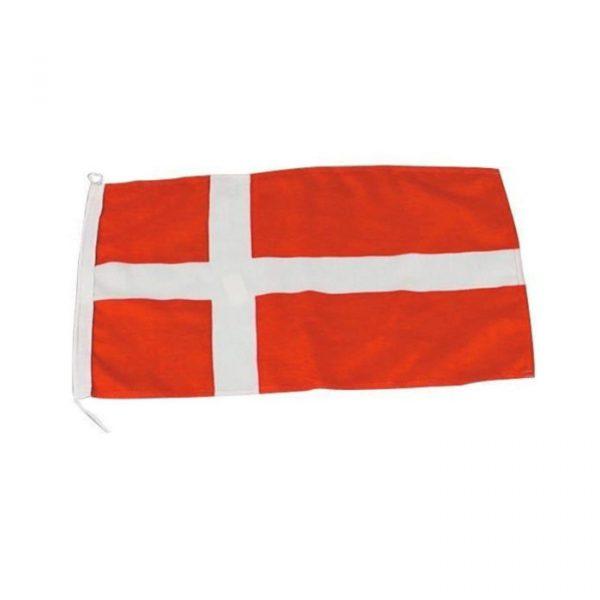 Gjesteflagg Danmark 30 x 19cm
