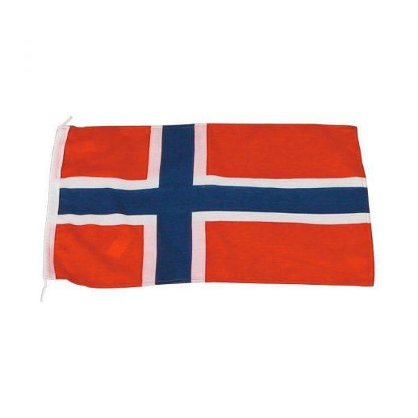Gjesteflagg Norge 30 x 19cm