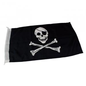 Piratflagg Jolly Roger 45cm