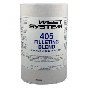 West System Fyllstoff 405 Filleting Blend 150 g