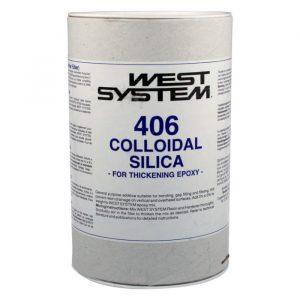 West System Fyllstoff 406 Colloidal Silica 60 g