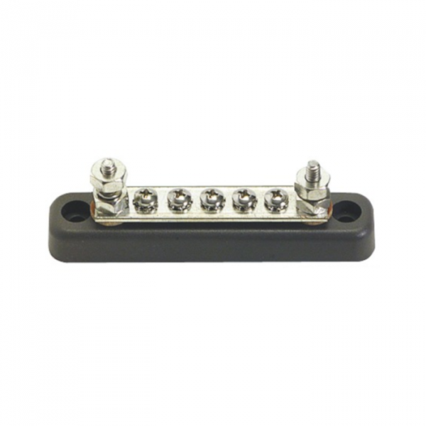 Koblingsskinne 2stk 5mm og 5stk 4mm tilkobling