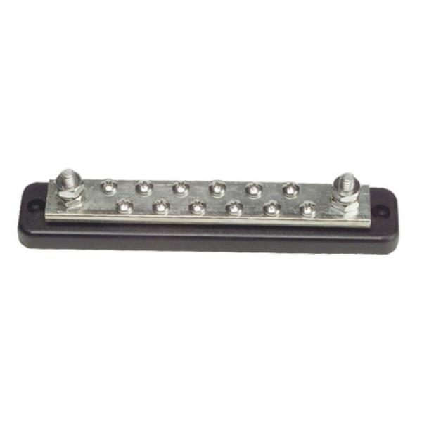 Koblingsskinne 2stk 8mm og 12stk 5mm tilkobling