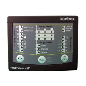 Xantrex fjernkontroll f/TrueCharge2 ladere