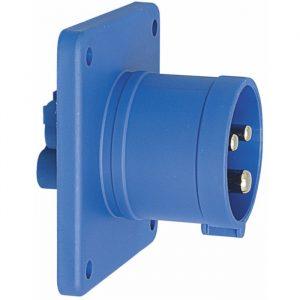 Apparatinntak innfelt 16A 230v IP44