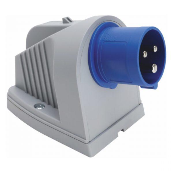 Apparatinntak 16A 230V IP44
