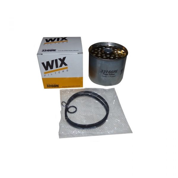 Wix Drivstoff Filter 33166RE