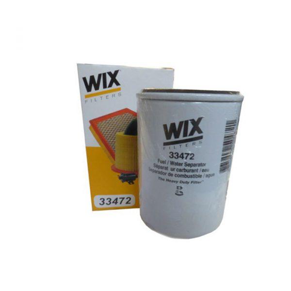 Wix Drivstoffilter 33472