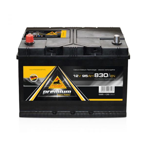 Panther Batteri 595 05 - 95Ah 830CCA