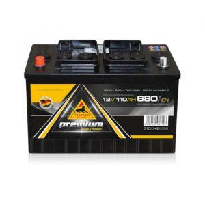 Panther Batteri 610 48 - 110Ah 680CCA