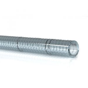 Vannslange m/stålspiral 13mm