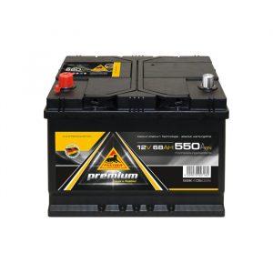 Panther Batteri 568 05 - 68Ah 550CCA