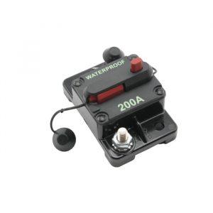 Automatsikring 200A til vinsj Maxi 12/24v