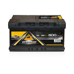 Panther Batteri 595 02 - 95Ah 800CCA