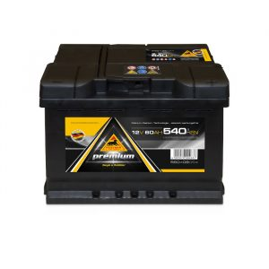 Panther Batteri 560 08 - 60Ah 580CCA