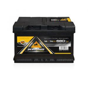 Panther Batteri 574 04 - 74Ah 680CCA