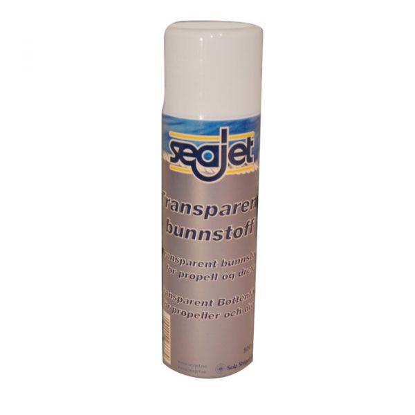Seajet transparent bunnstoff spray 0.5 ltr.